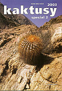 View larger image of 'Chile - Kaktusy Special 2 2003 (German language)'